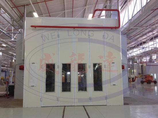 Wld-18000 Garage Equipment Automotive Equipment Spray Booth Oven