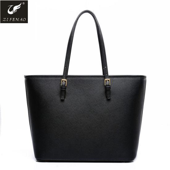 1e49f131c6 China 2018 Newest Design High Quality Stylish PU Lady Shopping ...