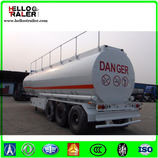 New Style New Coming Fuel Tanker Trailers Tank for Diesel pictures & photos