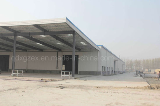 Steel Structure Logistics Warehouse (CH-06)