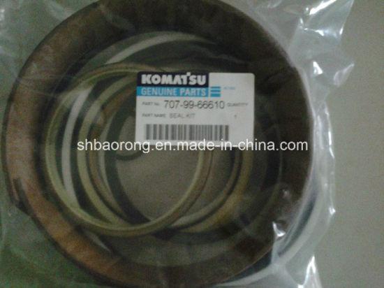 China Komatsu Bulldozers Hydraulic Cylinder Seal Kits/707-99-66610