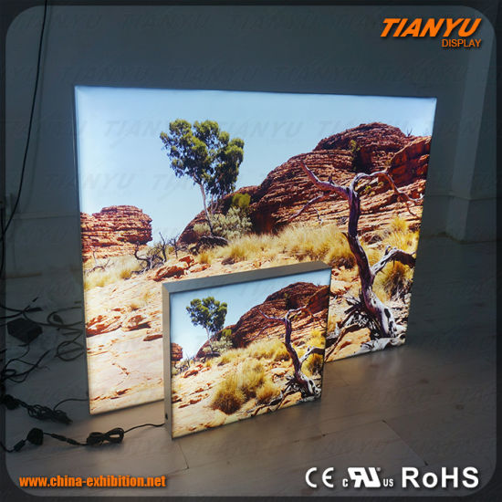 LED Aluminum Profiles for Light Boxes pictures & photos