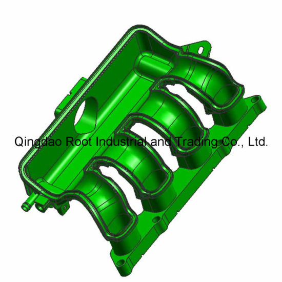 Automotive Plastic Engine Cover Mould pictures & photos