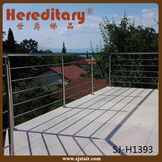 Stainless Steel Cable Railing / Balcony Wire Rope Railing (SJ-S328) pictures & photos