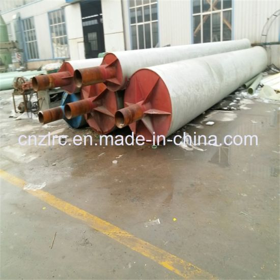 GRP FRP Pipe Collapsible Mandrel Collapsible Mould Zlrc pictures & photos