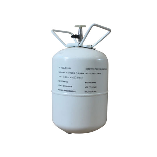 7L Disposable Cylinder Tank Canister