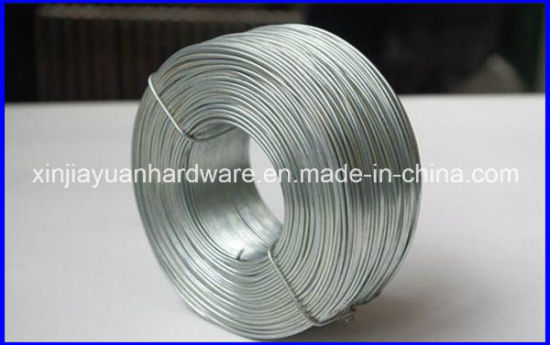 Small Coil Rebar Tie Wire /Black or HDG Tying Wire pictures & photos