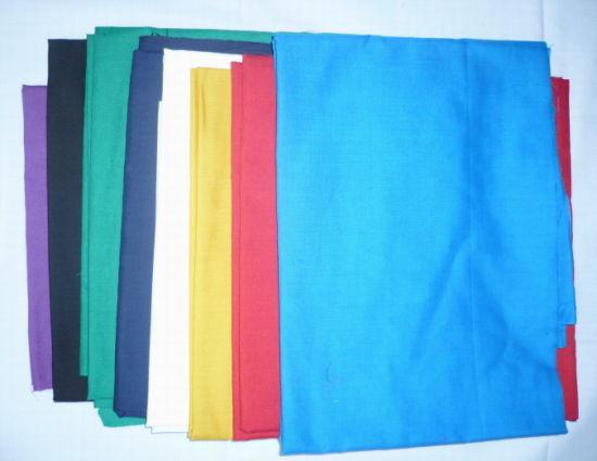 Cotton Poplin Textile Uniform Blouses Shirting Lycra Woven Stretch Spandex Fabric
