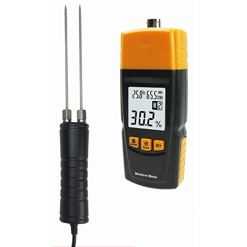 Digital Wood Moisture Meter (AMF038) pictures & photos