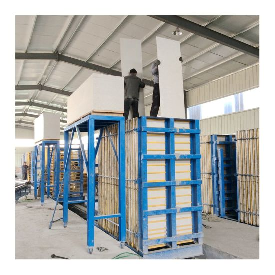 Production Line for Cement and EPS Sandwich Wall Panel