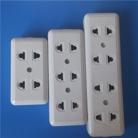 2line, 3 Line, 4 Line High Quality Sockets (SO-004) pictures & photos