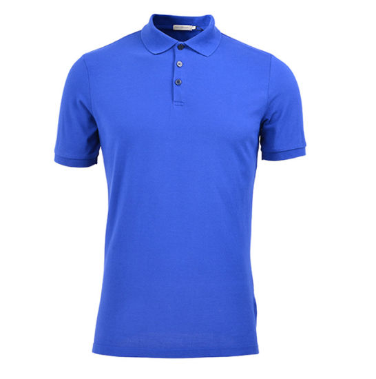 Wholesale New Design Custom Mens Polo Shirt pictures & photos