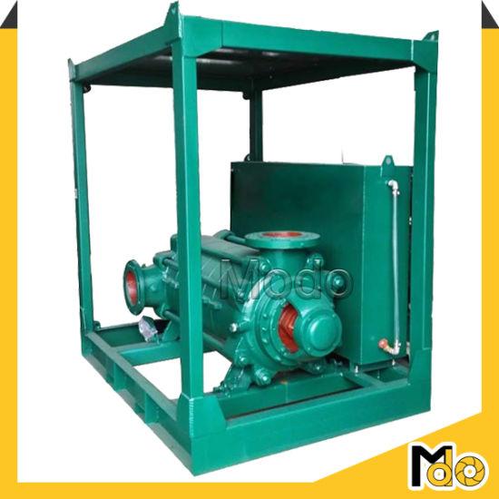 Offshore Platform Diesel Motor Sea Water Multistage Pump