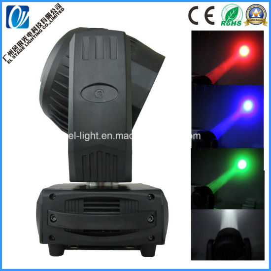 Mac Aura 19 LEDs Moving Head Light for Disco Zooming Wash