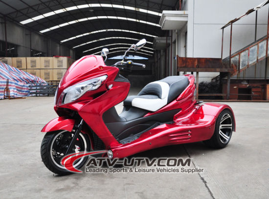 New 3 Wheel Motorcycle (AT3002) pictures & photos
