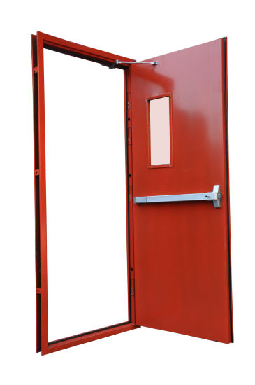 UL Steel Fire Door with 30/60/90/120 /180 Fire Time pictures & photos