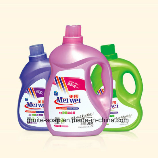 Household Cleaning Product Liquid Laundry Detergent pictures & photos