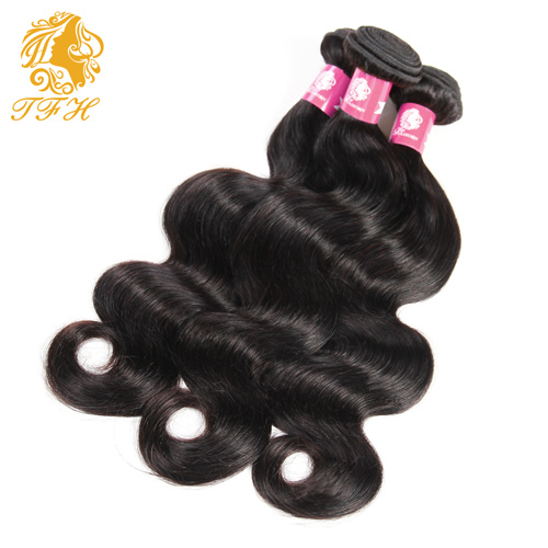 100% Brazilian Virgin Remy Human Hair Body Wave Hair Extension pictures & photos
