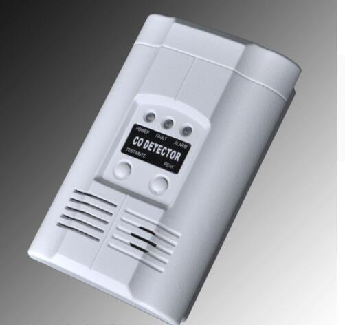 Photoelectric Co Gas Sensor Detector Carbon Monoxide Poisoning Alarm Detector
