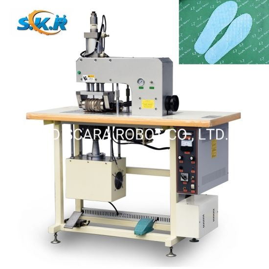 Large Size Ultrasonic Lace Machine for Insole Manufacturing