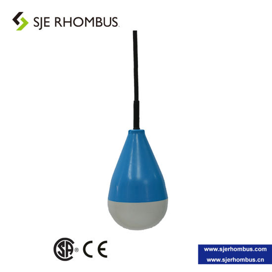 Submersible Cable Float Switch for Pump Station Application