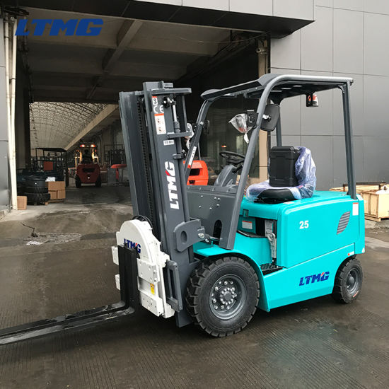 Ltmg Small 2.5 Ton Battery Forklift with AC Motor