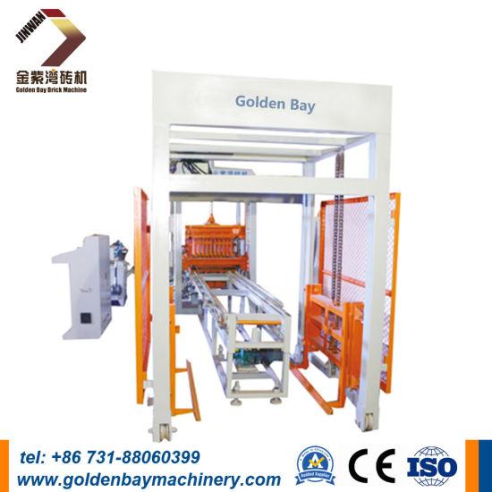 Qt6-15 Road Construction Machine Cement Plant Block Brick Making Machine