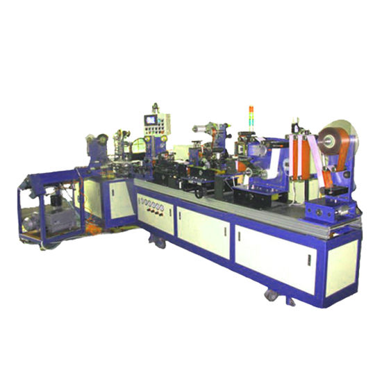 Automatic Bottle Cap Machine for Making Wine Cap Shrink by PVC Film or Aluminum Foil with Advance Technique in China