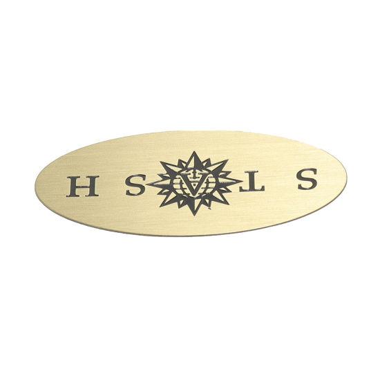 Custom Stainless Steel/Aluminum/Brass/Copper Metal Tag