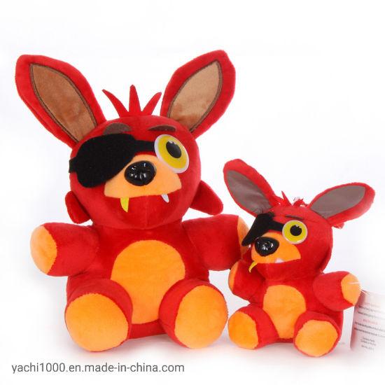 Wholesale Promotion Gift Soft Stuffed Plush Halloween Animal Toy