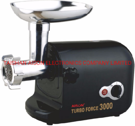 Manual Meat Grinder Big Power Black Meat Chopper