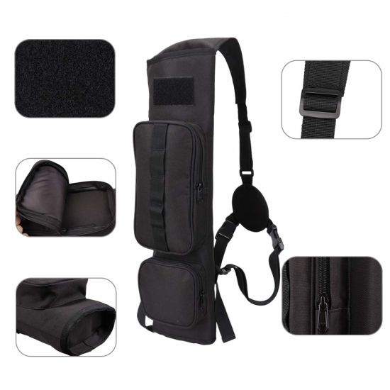 Advanced Archery Hunting Adjustable Straps Tactical Waist Arrow Quiver Case Bags
