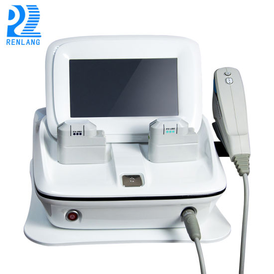 12 Lines Best Selling Beauty Face Lift Anti Wrinkle 3D Ultrasound Hifu Machine pictures & photos