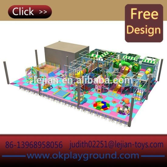 Discount Good Fun Superior Natural Promotion Lovely Kids Indoor Playground Equipment