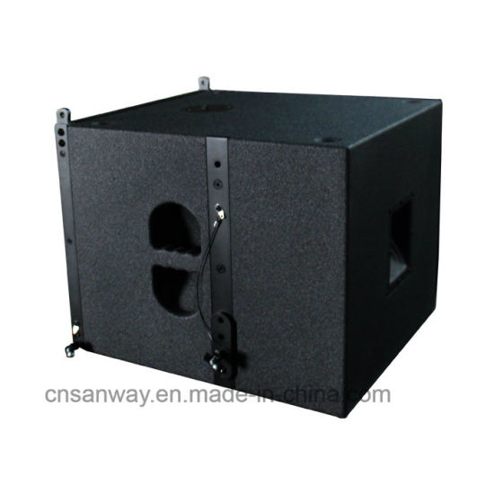 Vera S15 Portable 15 Inch Compact Subwoofer Bass for Small to MID-Size Tour Events pictures & photos