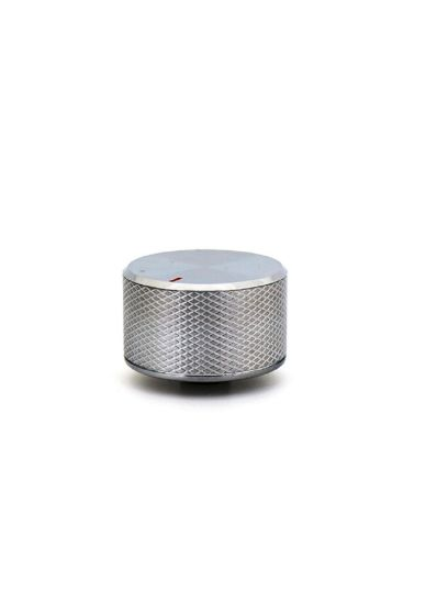 ABS Textured Hybrid Appliance Knob with Spin on Top