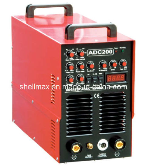 IGBT Inverter AC/Dctig/ MMA /Pulse Welding Machine (ADC160/200/250/315/400/500) pictures & photos