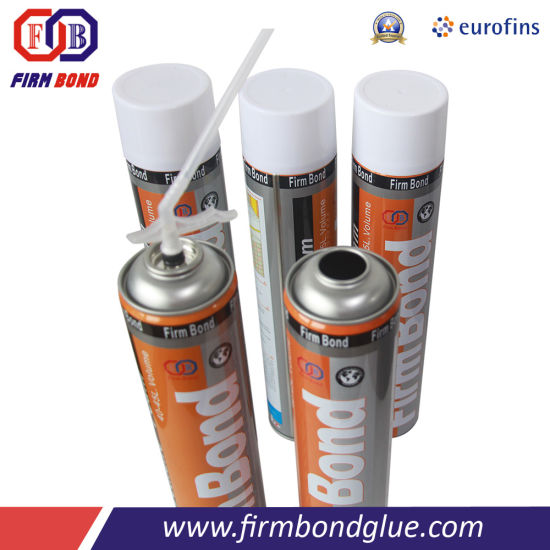 Hole Repairing Gun Type Polyurethane Adhesive pictures & photos