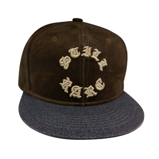 84821f07149 China Hot Sale Custom Suede Snapback Cap with Nice Logo - China Cap ...