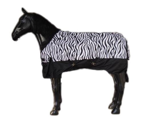 Breathable Zebra Print Horse Rugs