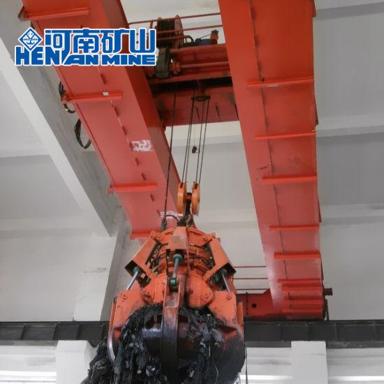 Electric Motor Hydraulic Orange Peel Grab-Hydraulic Orange Peel Grab