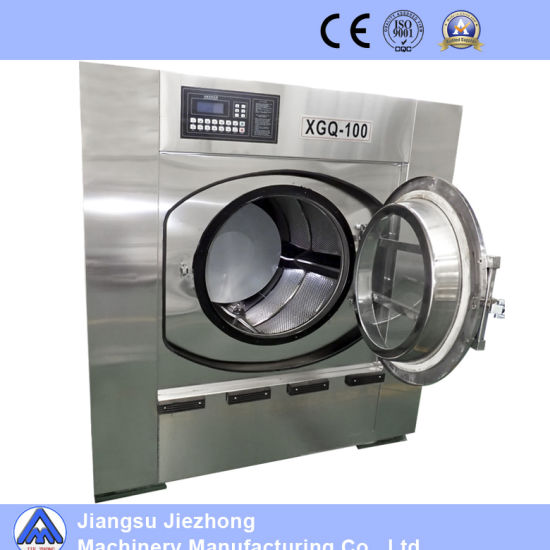 Industrial Washing/Ilaundry/Washing/Automatic Washing/Washer Extractor Machine (XGQ-100) pictures & photos
