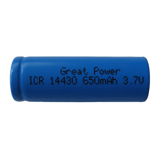 Li-ion Battery for Digital Devices (ICR14430)