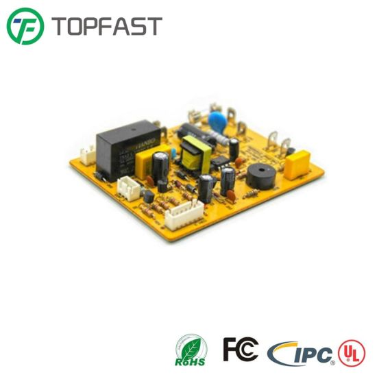Multilayer PCB Circuit Board Fr4 PCB Printed Circuit Board Motherboard PCB Assembly HDI PCB Design PCBA for Electronics