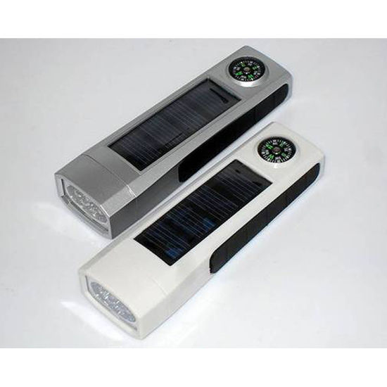 Solar Multifunctional Torch with Compass (SFL-9900)