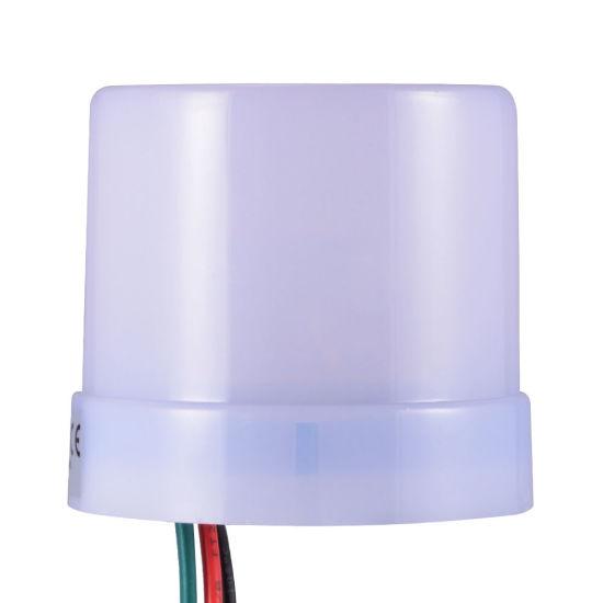 China Ac 220v 25a Dusk To Dawn Automatic Photocell Light