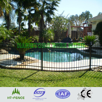 Modern Decorative Arched Fence (HT-O-005) pictures & photos