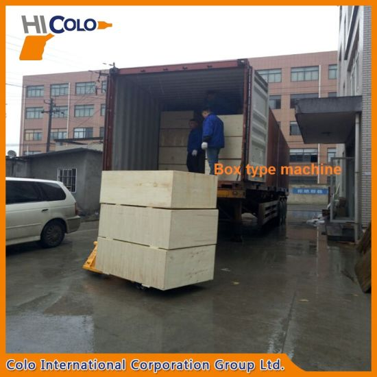 Manual Box Feed Powder Coating Kit System Cl-800d-L2-B pictures & photos