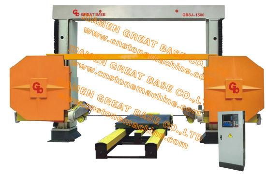 GBSJ-1500 Block Cutting Machine