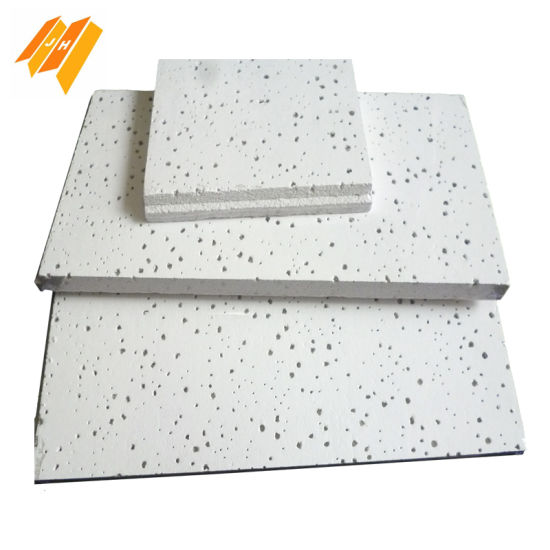Acoustic Mineral Fiber China Armstrong Tiles Price 12 14